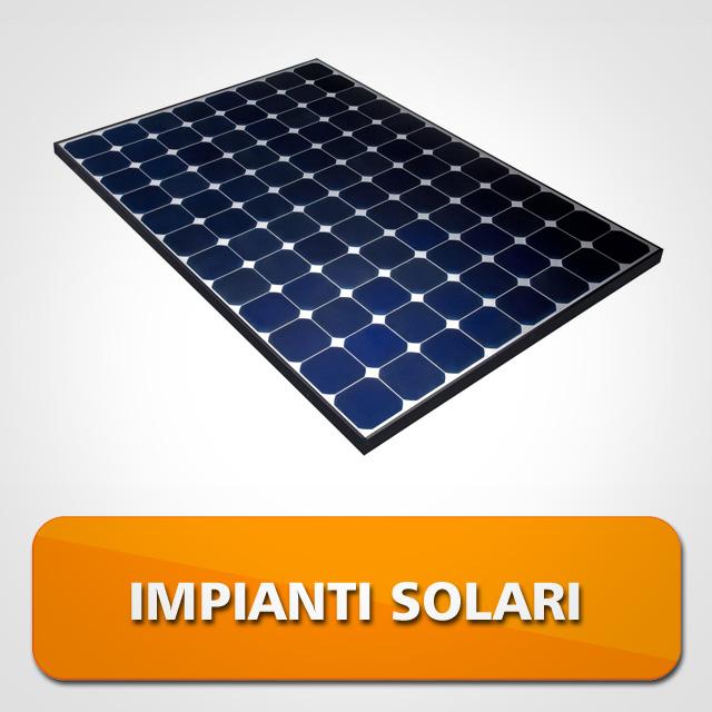 Solare Termico e Fotovoltaico
